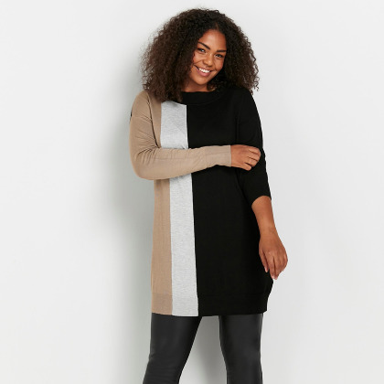 Cute and Cosy Knitwear For Spring - plus size fashion