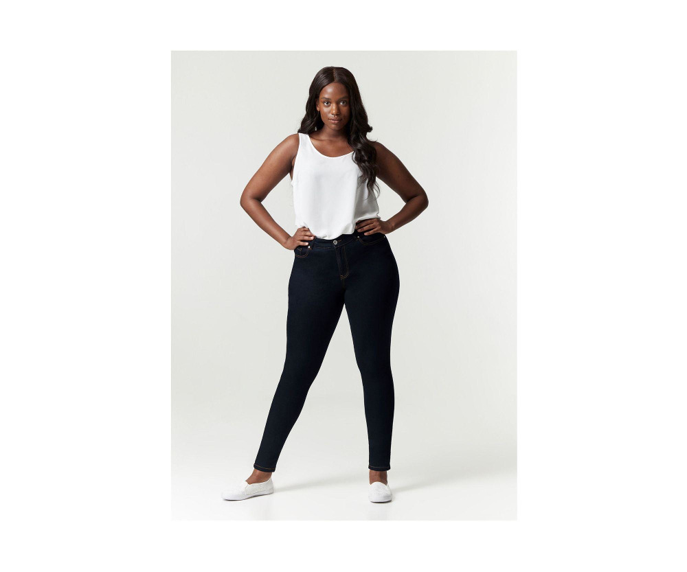 How to Pick the Best Jeans for Your Figure - plus size fashion