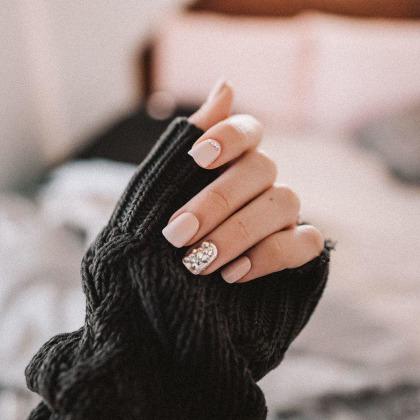 Easy At Home Nail Art - plus size fashion