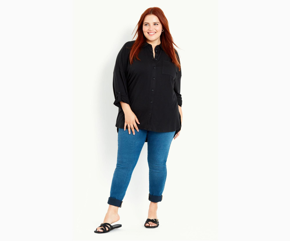 Practical Styles For The Busy Woman - plus size fashion