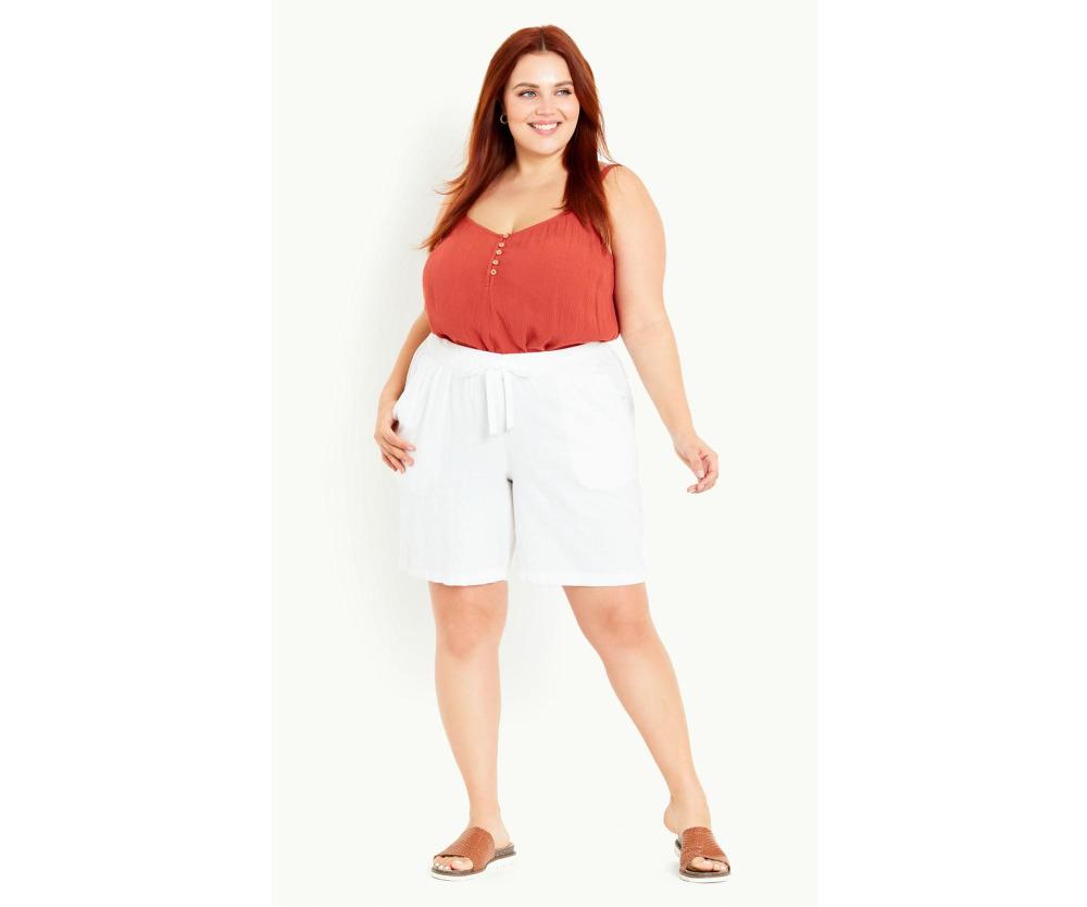 Shorts We're Loving This Season Plus Size Fashion