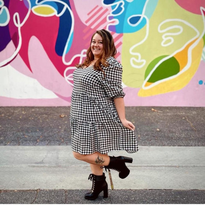 Spotted In World Of Curves Plus Size Fashion