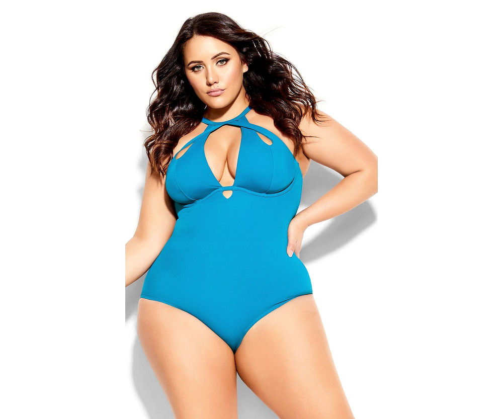 Let's Talk Swimwear - plus size fashion