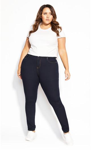 Skinny Jean - indigo - Regular Length