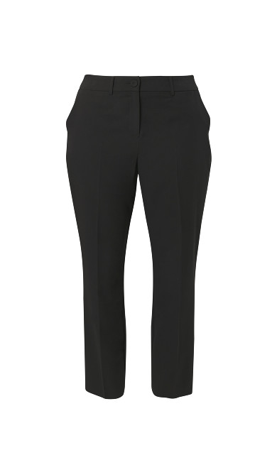 Tapered Trousers - black