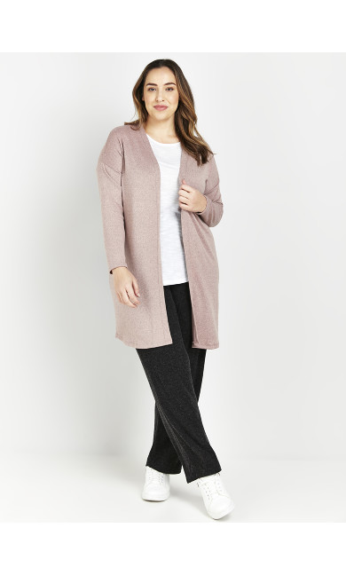 Pink Soft Touch Cardigan