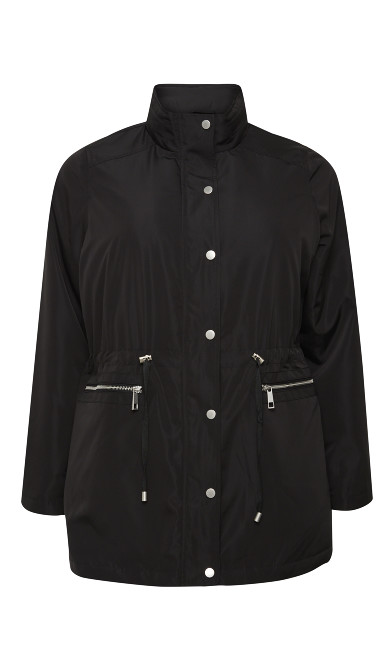 Lightweight Jacket - black
