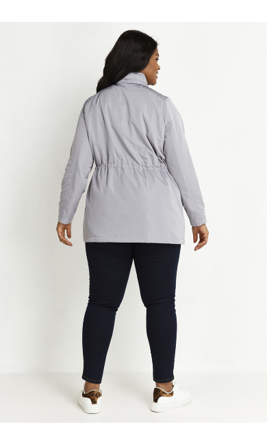 Lightweight Jacket - grey