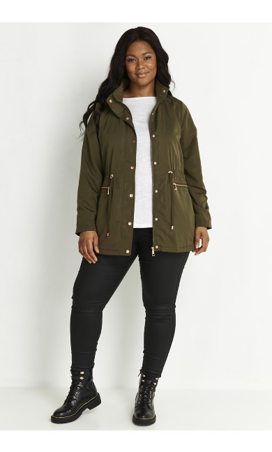 Lightweight Jacket - khaki