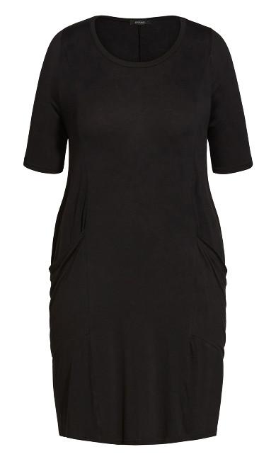 Pocket Tunic - black