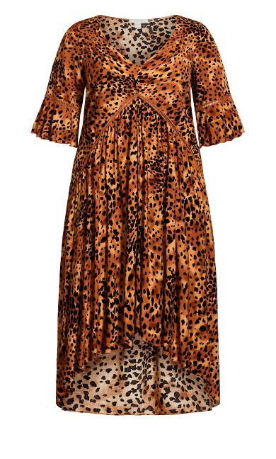 Azariah Dress - animal