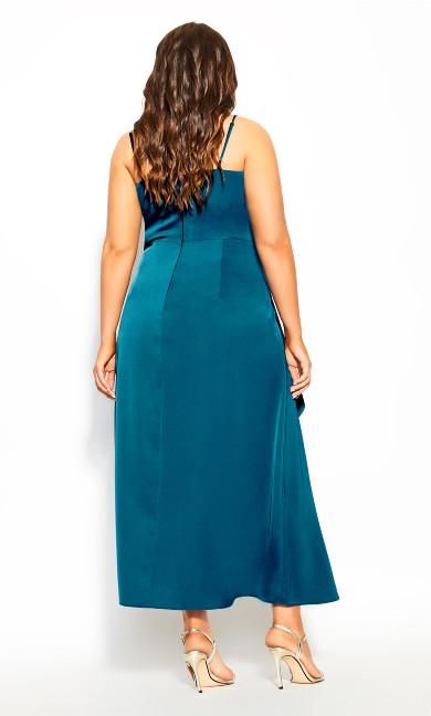 Simplicity Dress - viridian