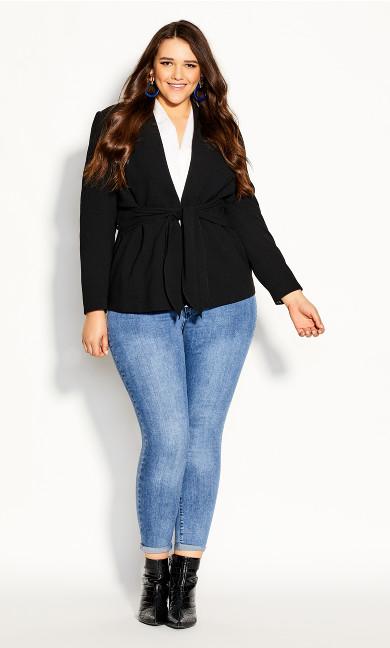 Elegance Jacket - black