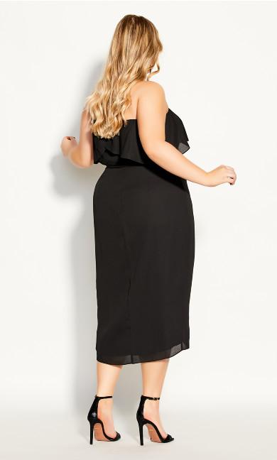 Breathtaking Dress - black