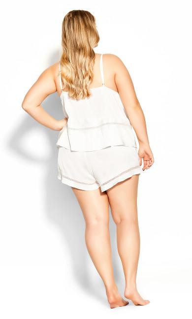 Gabriella PJ Set - ivory