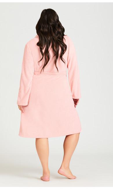 Pink Robe - pink