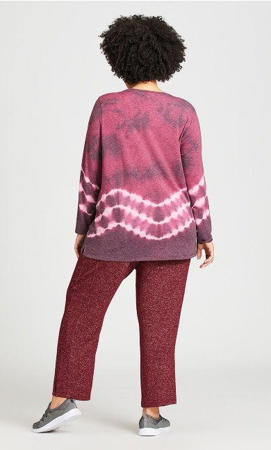 Hacci Trousers - pink