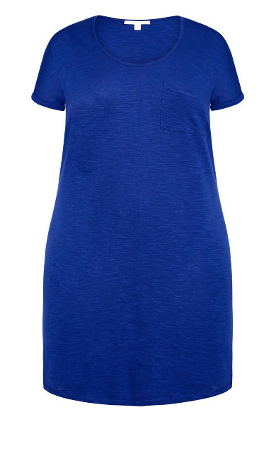 Summer Day Dress - blue