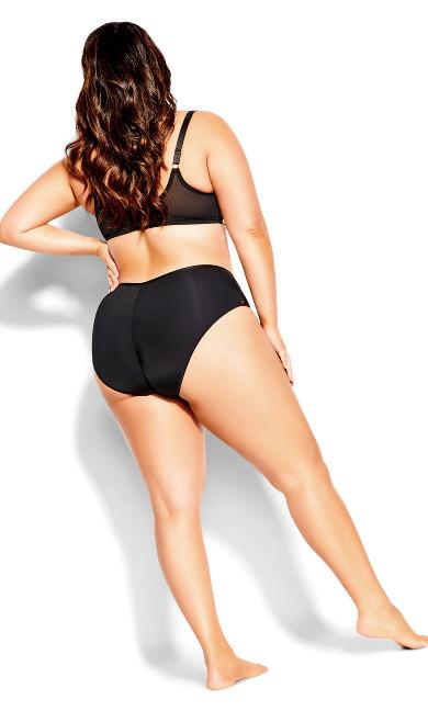 Harper Panty - black
