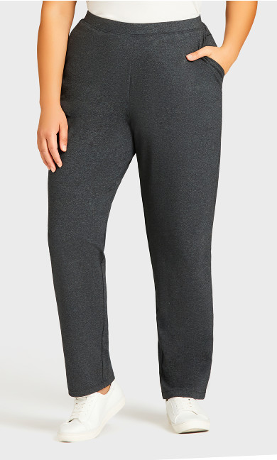Active Pocket Trousers Charcoal - average