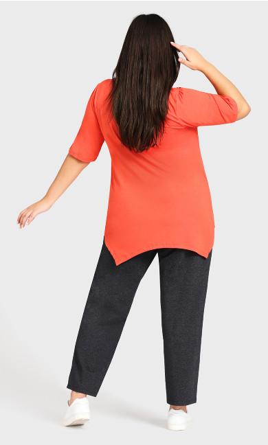 Active Pocket Trouser Charcoal - petite