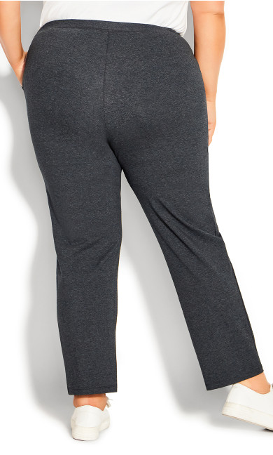 Active Pocket Trouser Charcoal - tall