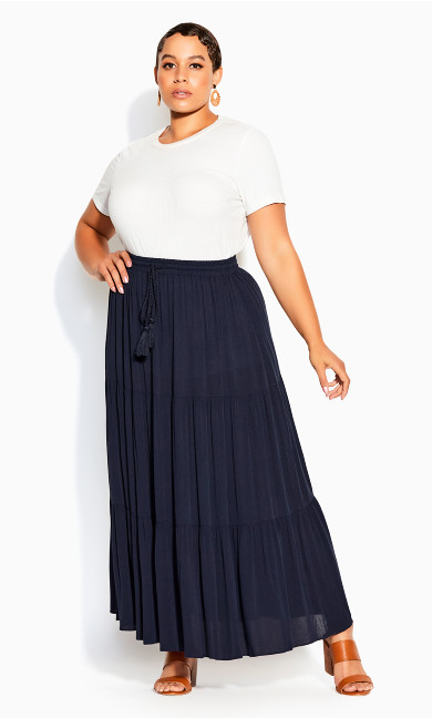 Paradise Skirt - navy
