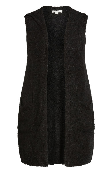 Kelsey Vest - black