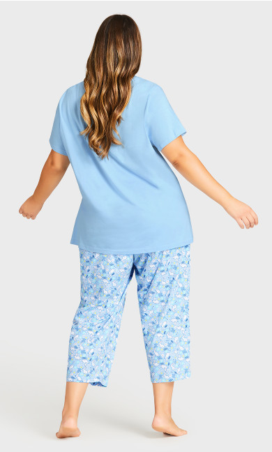 Bunny Sleep Set - blue