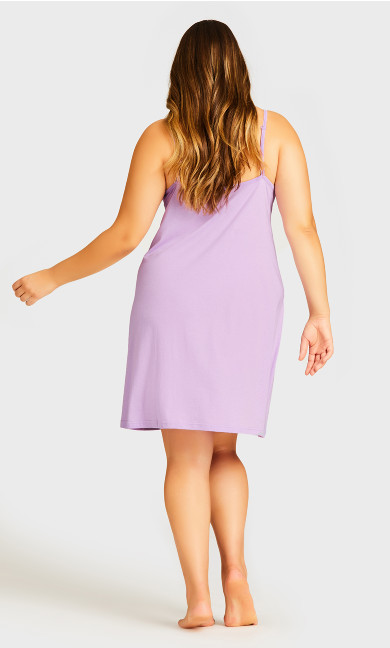 Spring Chemise - lilac