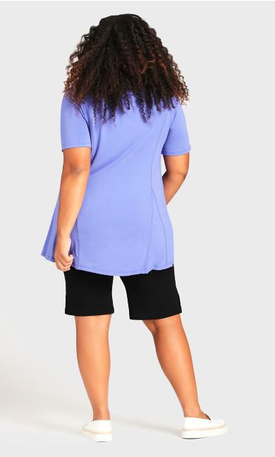 Knit Pocket Short - black