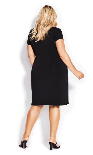 Donna Dress - black
