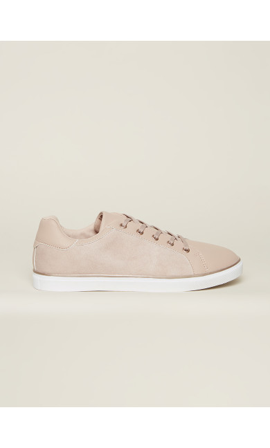 EXTRA WIDE FIT Spencer Trainer - pink