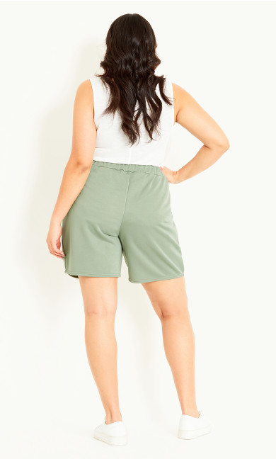 Jersey Short - sage
