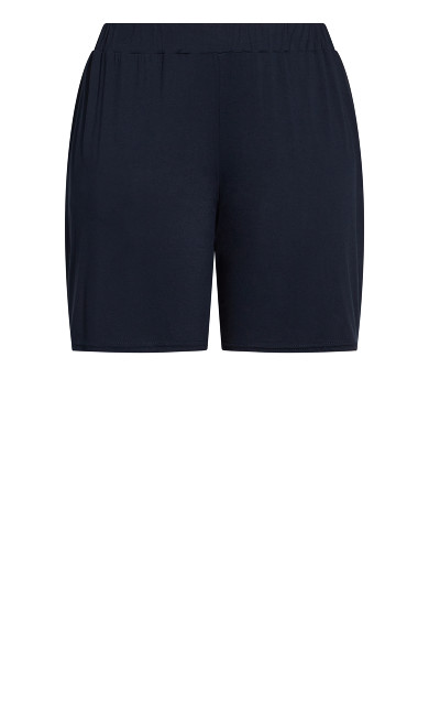 Jersey Short - navy