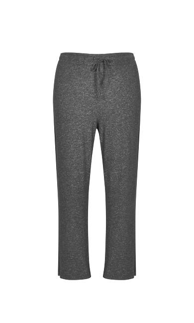 Grey Charcoal Soft Touch Joggers