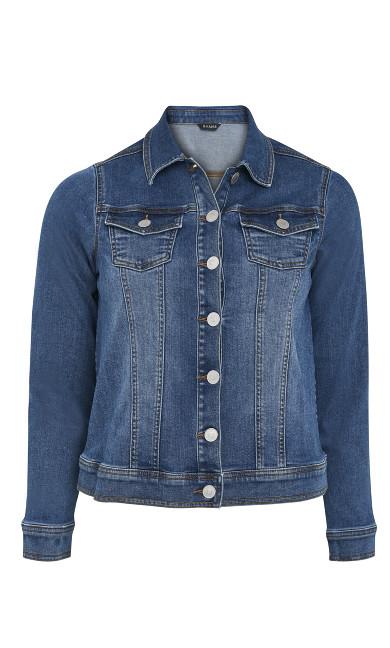 Midwash Denim Jacket