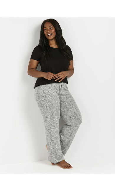 Grey Soft Touch Joggers