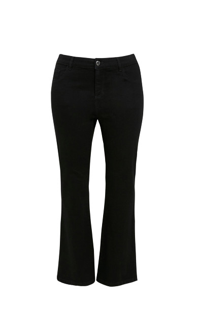 Bootcut Jeans Black - tall