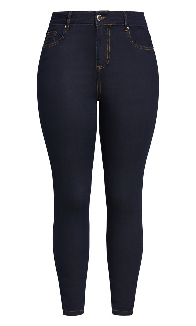 Skinny Jean - indigo - Regular Length