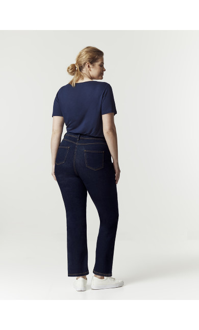 Straight Leg Jean Indigo - regular