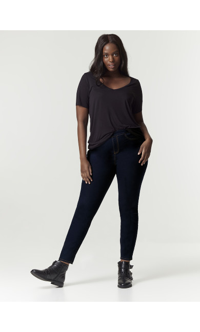 Indigo Jeggings - Short Length - Short Length