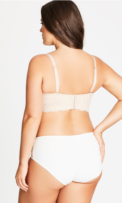 Smooth & Chic Multiway Contour Bra - latte