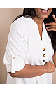 Ivory Buttoned Shirt