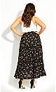 Summer Spring Skirt - black