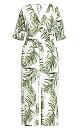 Oahu Jumpsuit - white