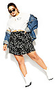 Miss Daisy Skirt - black
