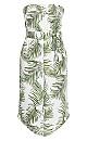 Oahu Sleeveless Jumpsuit - white