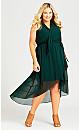 Adriatic Dress - teal