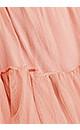 Plus Size Tulle Skirt - blush